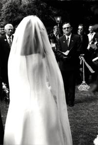 Celebrant to Bride